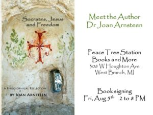 Peace Tree Station Book Signing